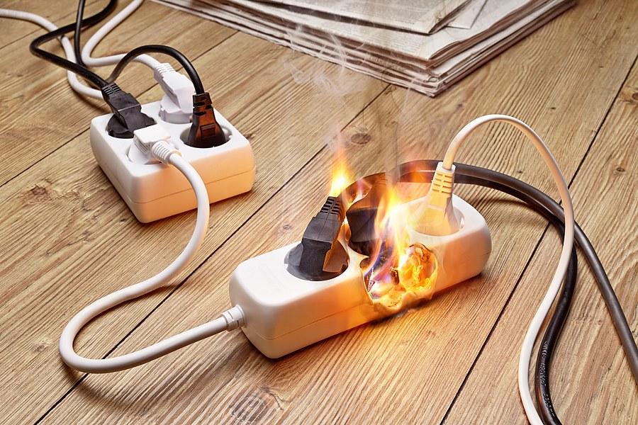 © uwe reicherter: Brandursachen