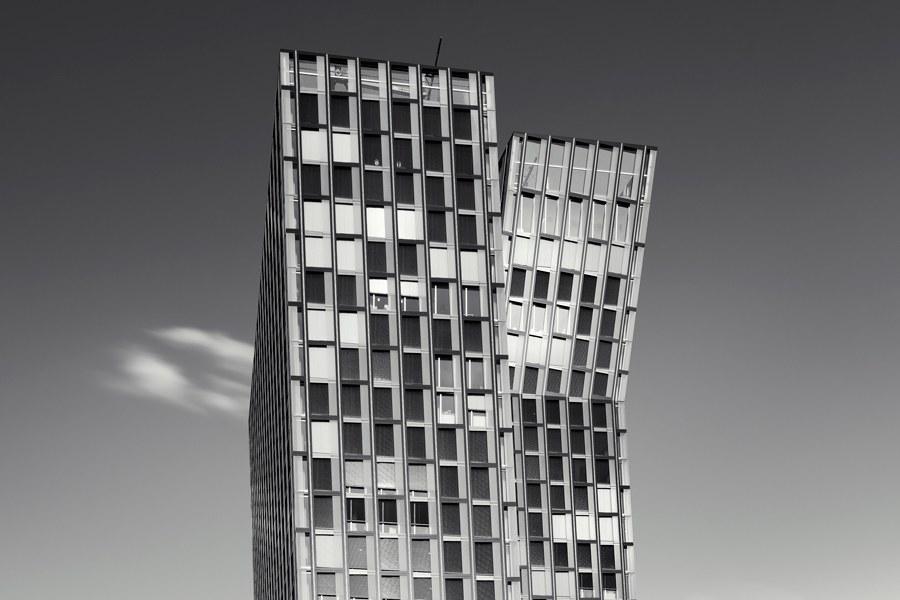 © uwe reicherter: Tanzende Türme, Hamburg