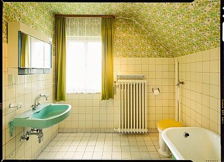 © uwe reicherter: Badezimmer 1978
