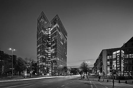 © uwe reicherter: »Tanzende Türme« Hamburg