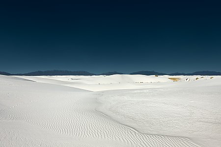 © uwe reicherter: White Sands, New Mexico